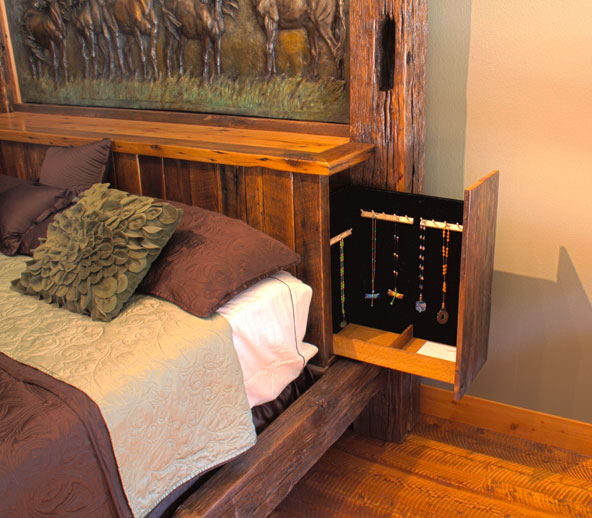 New additions - Bedroom sets with hidden compartments ...